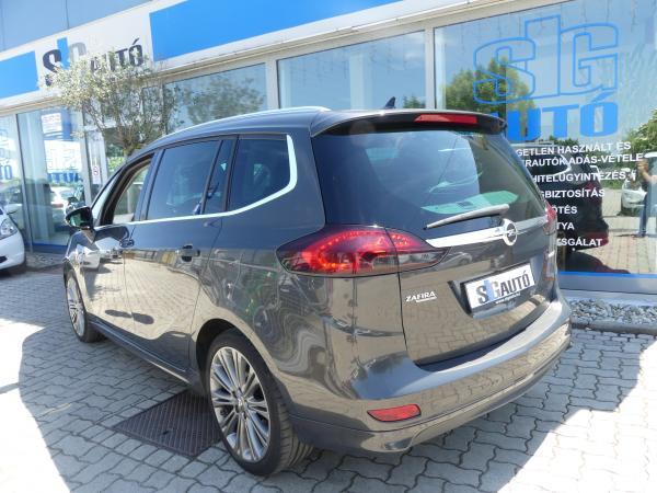 Opel Zafira Tourer 1.6CDTi OPC,Sport,Led,Navi,Kamera,D.KLima