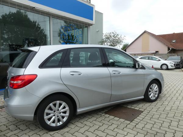 Mercedes-Benz B 200CDi Aut,D.KLima,Sport,Tempomat,PDC