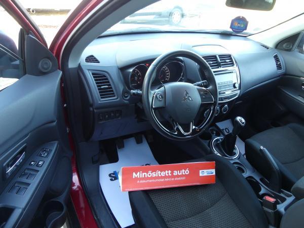 Mitsubishi ASX1.6 Intense,Sport,Temomat,Klima,PDC