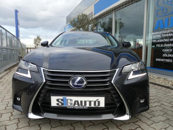 Lexus GS 300h   CVT,Led,Kamera,Navi,F1