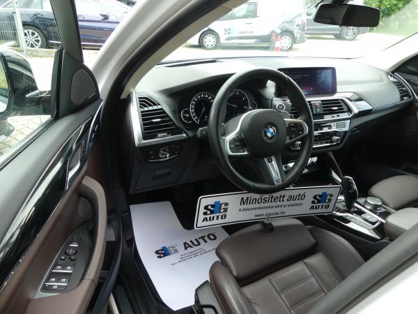 BMW X4 xDrive30d XLine(Aut.)Harman K,Kamera,Led,Bőr